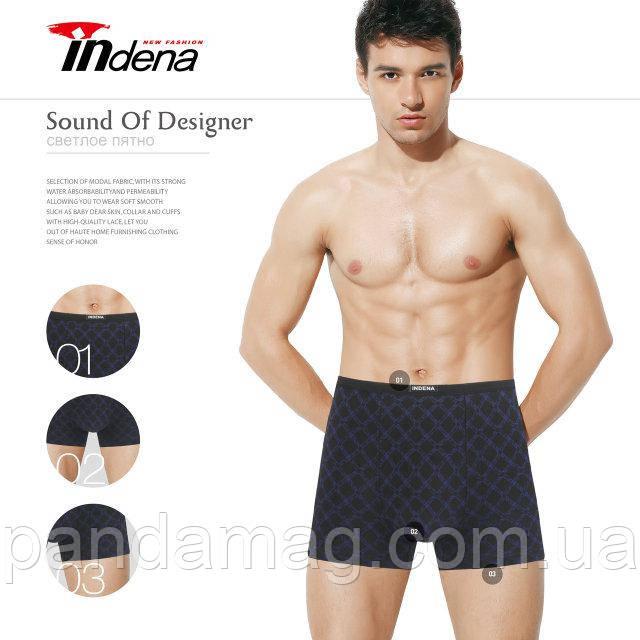 Трусы(боксеры) мужские Indena Индена - 65грн. Упаковка 2шт - p.L