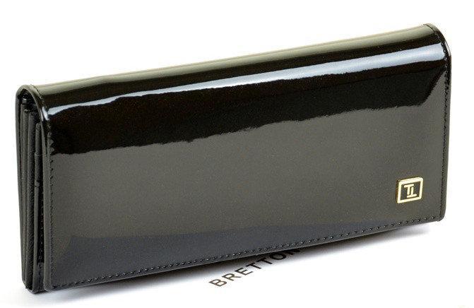 Женский кожаный кошелек BRETTON GOLD W501