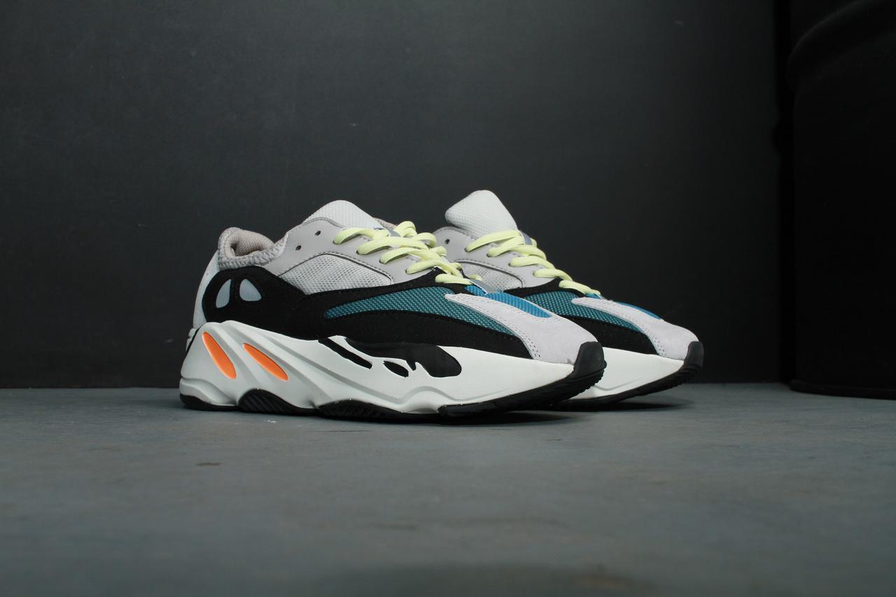 "Кроссовки Adidas YEEZY BOOST 700 ""Wave Runner""(ТОП РЕПЛИКА ААА+), фото 1"