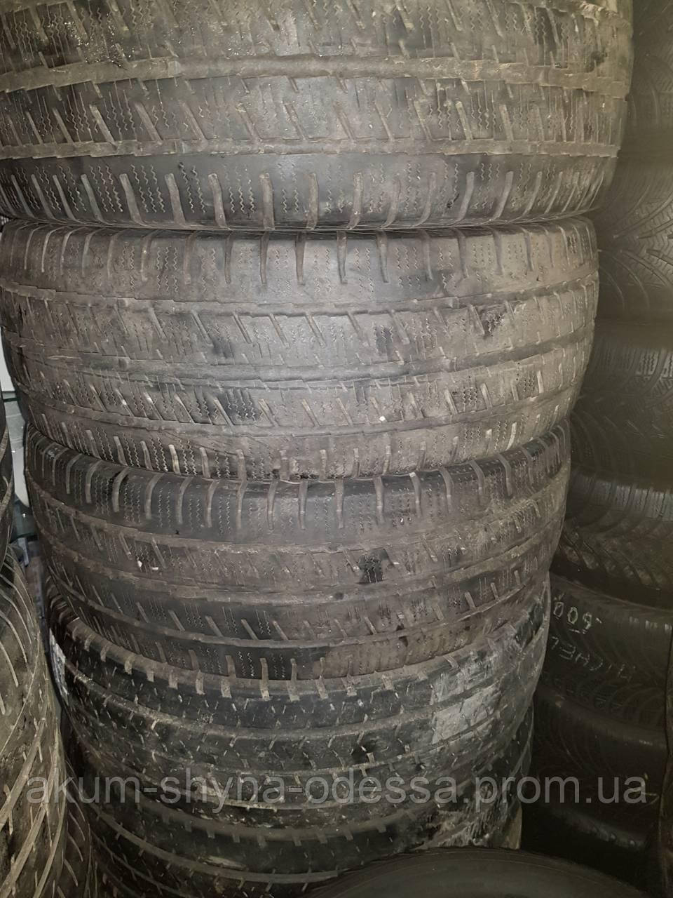 Шины зимние б/у 235/65 R16C Barum комплект 6мм