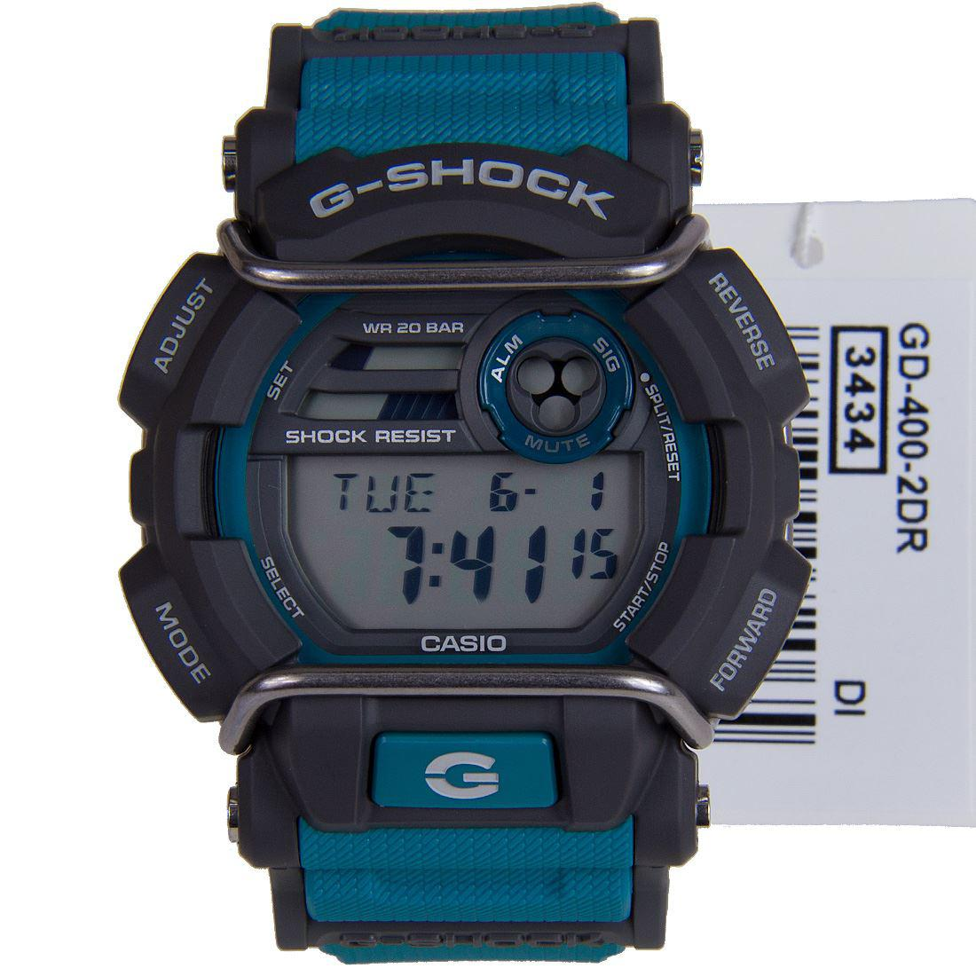 Часы Casio G-Shock GD-400-2
