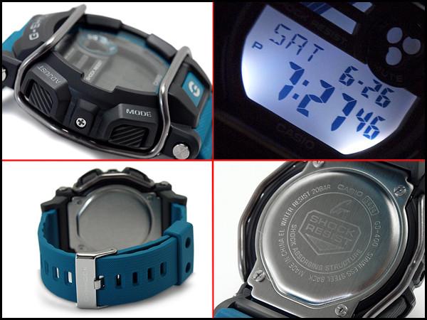 best cheap b3b6b c0c79 Часы Casio G-Shock GD-400-2