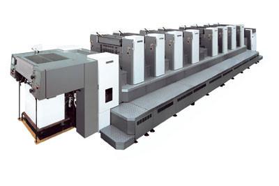 Продам офсетные печатные машины Shinohara - Виктория Трейдинг в Киеве