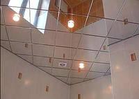 Зеркальный потолок.Панно зеркальное на потолок., фото 1