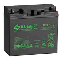 Аккумуляторная батарея BС17-12 FR, BB Battery