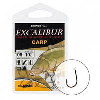 Крючок Excalibur Сarp Classic NS №10