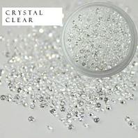 Хрустальная крошка - Crystal Pixie (прозрачная) 1440 шт.