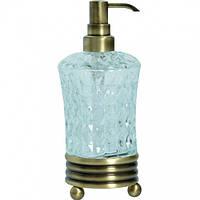 Дозатор для мыла Kugu Hestia antique Freestand 930A