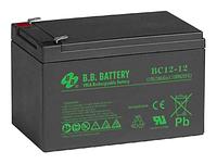 Аккумуляторная батарея BС12-12 FR BB Battery