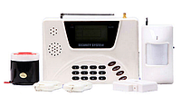 Интеллектуальная охранная GSM сигнализация   DOUBLE NET