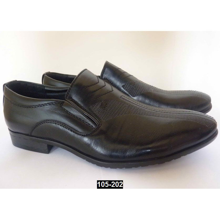 Школьные туфли для мальчика, 35 размер (24.8 см), нарядные, праздничные