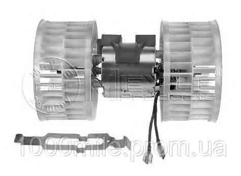 Моторчик печки на Mercedes Benz W124   (двухстороний d=135mm) - Autotechteile Германия - ATT8319