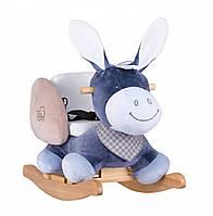 Nattou - Кресло-качалка ослик Алекс, фото 1