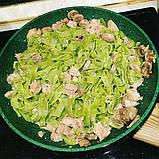 Сковорода для жарки Fissman MALACHITE 26 см. (Каменное антипригарное покрытие c индукционным дном), фото 7