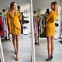 Платье пиджак Cristal в расцветках 344, фото 1