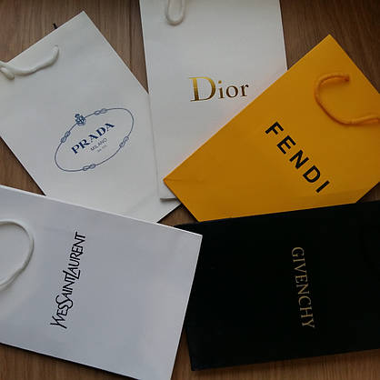 Подарочный пакет  вертикаль, mini, фото 3