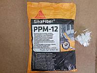 Фибра полипропиленовая для растворов и бетонов,12 мм SikaFiber PPM-12, 600г