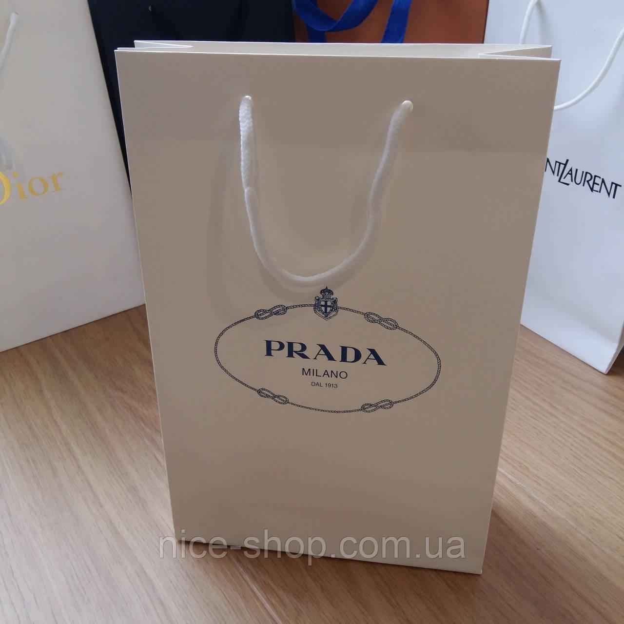 Подарочный пакет  вертикаль, mini