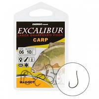 Крючок Excalibur Сarp Maggot NS 6