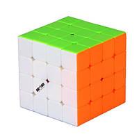 Кубик Рубика 4х4 QiYi Thunderclap (Без наклеек-62мм)