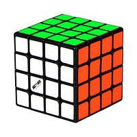 Кубик Рубика 4х4 QiYi Thunderclap (Черный-62mm), фото 1