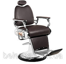 Парикмахерское мужское кресло Tiger Brown (барбершоп)
