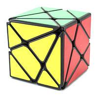 Кубик Рубика Axis Cube v2 MoYu YJ King Kong (чёрный)