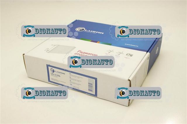 Радиатор отопителя 2190 алюм Лузар Lada Granta-2190 (21900-8101012-00)