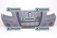 Бампер передний 3302 Бизнес Технопласт 1шт. ГАЗ-2705 (ГАЗель) (3302-2803012-20)