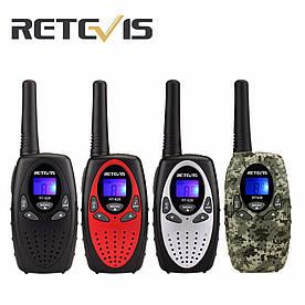 Рация Retevis RT-628 2шт радиостанция