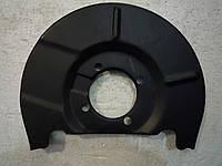 Кожух защитный тормоза переднего ВАЗ 2101 (негрунтованный) правый (пр-во АвтоВАЗ)