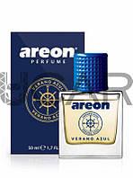 Areon Perfume Verano Azul ароматизатор стекло пневмо, 50 мл