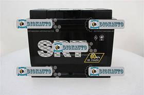 Аккумулятор 60 АзЕ 6СТ SRT Евро  (60 АзЕ 6СТ)