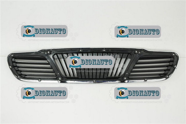 Решетка радиатора Ланос, Сенс GENUINE Chevrolet Lanos (96215294)