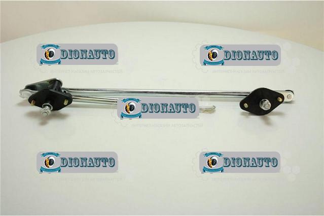 Трапеция стеклоочистителя Ланос, Сенс FSO (дворников) Chevrolet Lanos (96303360)