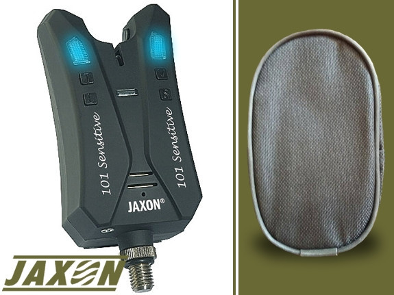 Сигнализатор поклевки Jaxon Sensitive XTR Carp 101 Желтый