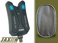 Сигнализатор поклевки Jaxon Sensitive XTR Carp 101 Зеленый