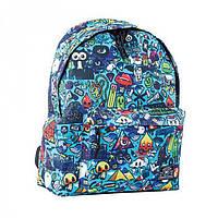 Стильный молодежный рюкзак на каждый день 1Вересня арт. 553973