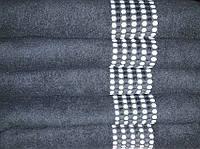ТМ TAG Полотенце махровое Goroh (серый) 50х90