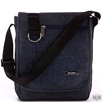 Мужская сумка-планшет Alba Soboni 171632 синий