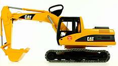 Игрушка - экскаватор гусеничный CAT, М1:16