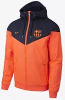 Ветровка Nike FC Barcelona Authentic Windrunner 886817-809