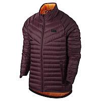 Мужская куртка с пуховым наполнителем Nike FC Barcelona 17/18 NSW Authentic Down Jacket 874741-685