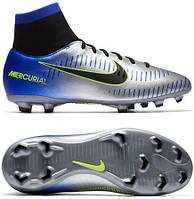 Детские футбольные бутсы Nike Mercurial Victory VI DF Neymar FG 921486-407