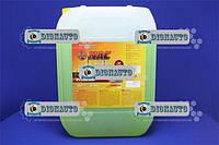 Тосол (Антифриз) 10л NAC PREMIUM (10 кг/8,9л) t-42 (желтый) (охлаждающая жидкость)