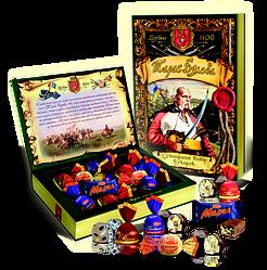 Сувенирные наборы конфет