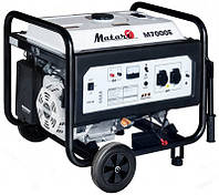 Однофазный бензиновый генератор MATARI M7000E (5,5 кВт)