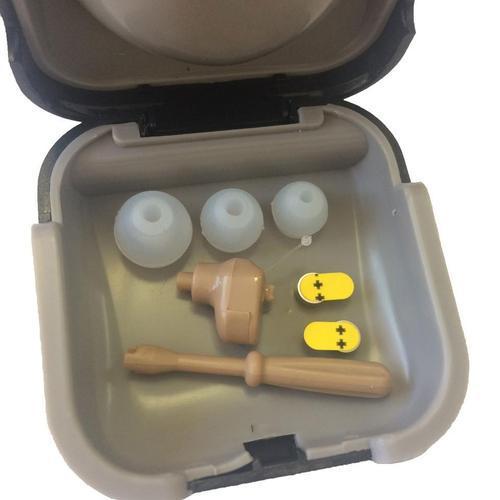 Миниатюрный внутриушной слуховой аппарат Happy Sheep HP-60