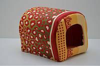 Будка тоннель для котов и собак стандарт Щенки, Лори, 250*300*255, Средние, Украина, Будка