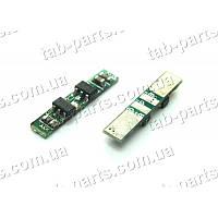 Контроллер заряда Li-Ion аккумулятора 3.7В 15мм